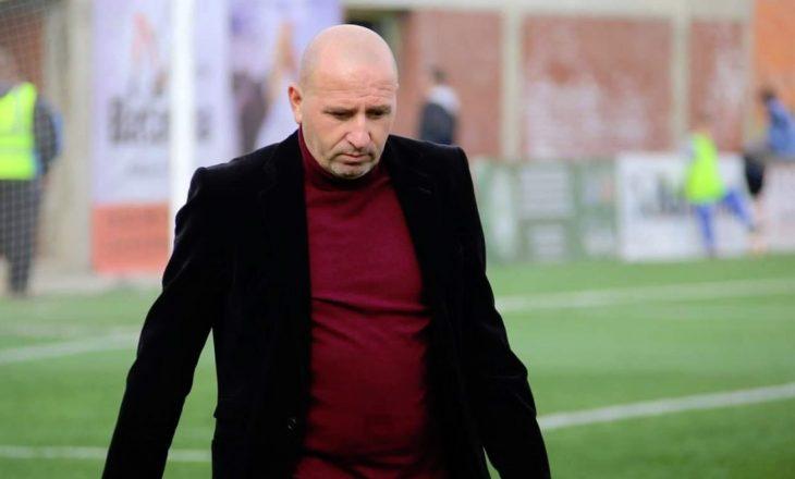 Ky është bilanci i Sami Sermaxhaj si trajner i Ballkanit