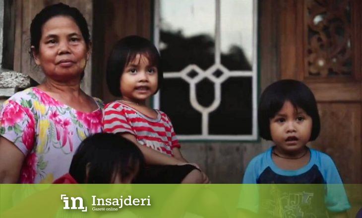 Brengë e madhe kaplon fisin analfabet të Indonezisë