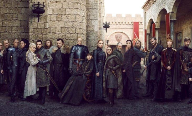"""Prindërit """" e çmendur""""me serialin """"Game of Thrones""""- e përcjellin pasionin e tyre edhe tek fëmijët e porsalindur"""