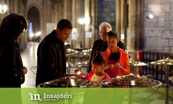 Deklarata e fuqishme e Obamës për katedralen Notre Dame