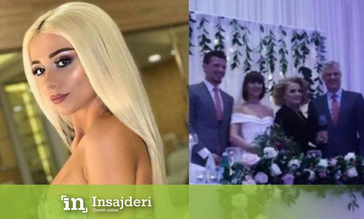 Gresa Behluli me reagim të ashpër për nusen e familjes Thaçi që u vesh nga serbi: Lepotice…