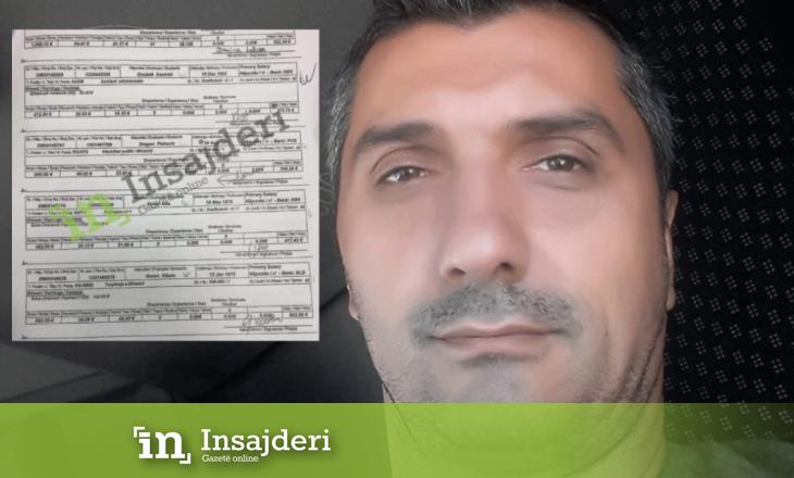 Vëllai i ish-ministrit mori afër 5 mijë euro pagë nga shteti, pa shkuar në punë
