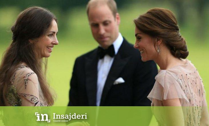 Kjo dyshohet të jetë e dashura e Princit William