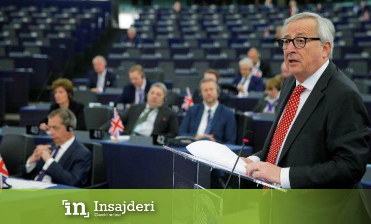 Juncker: BE shkon tutje përkundër problemeve rreth Brexitit
