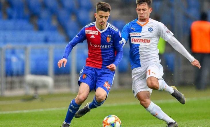 Edon Zhegrova dhuron shou kundër Stuttgartit