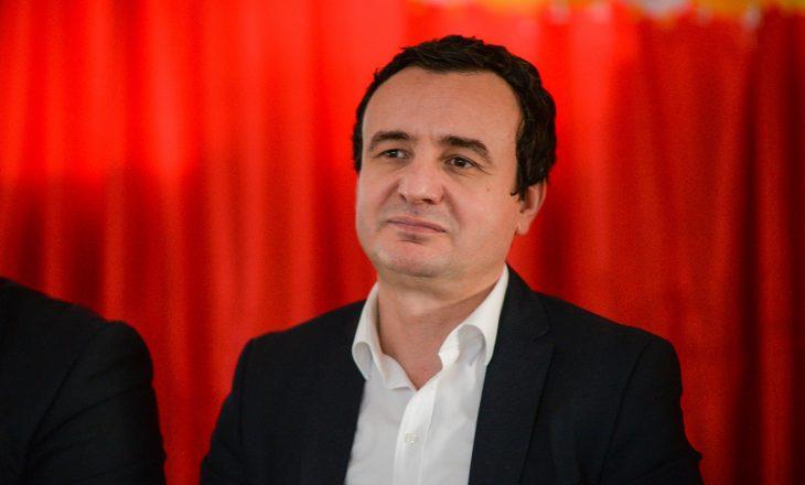 E pranon Albin Kurti, VV bënë koalicione politikisht jo të moralshme