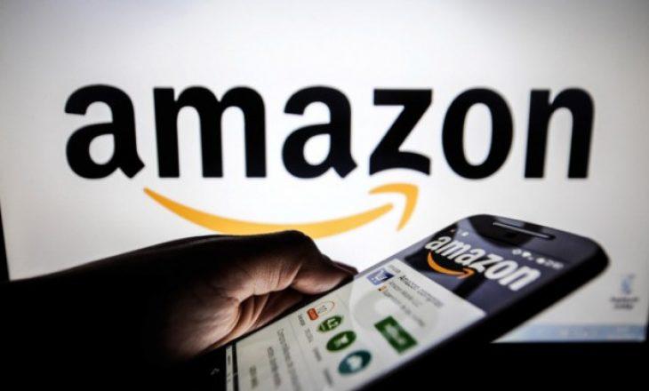 Italia nis hetimet kundër Amazon
