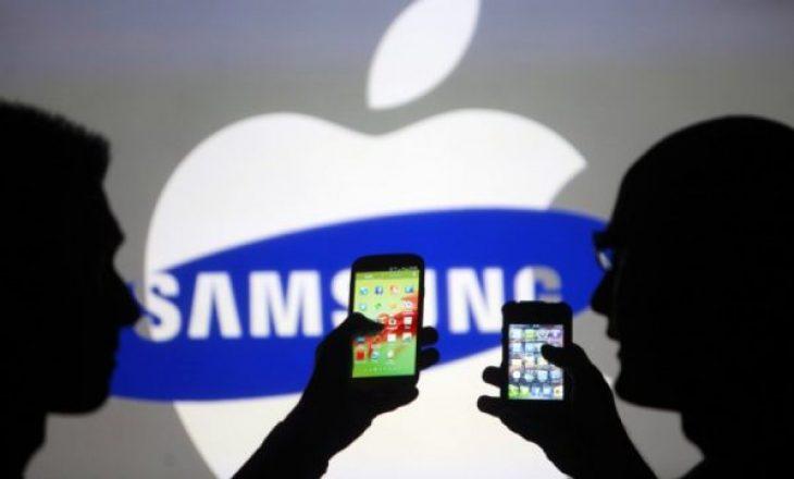 Apple kryeson shitjet në SHBA, lë prapa Samsungun