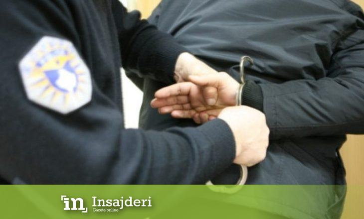 Arrestohet dy persona për vjedhje në Pejë