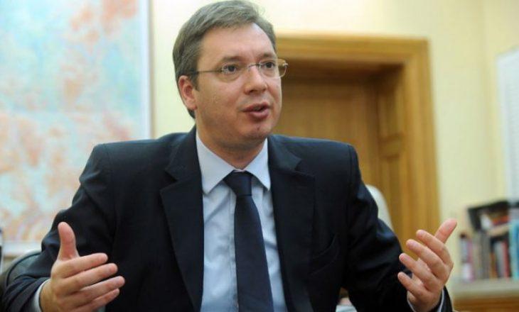 Vuçiq: Nuk do të lejojmë poshtërimin e Serbisë