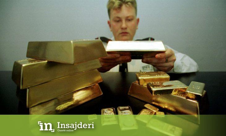 Këto janë shtetet me rezervat e arit më të mëdha në botë