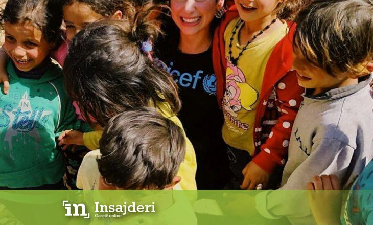Dua Lipa u përgjigjet kritikave për ndihmën ndaj fëmijëve sirianë – Rikujton fondacionin e saj në Kosovë