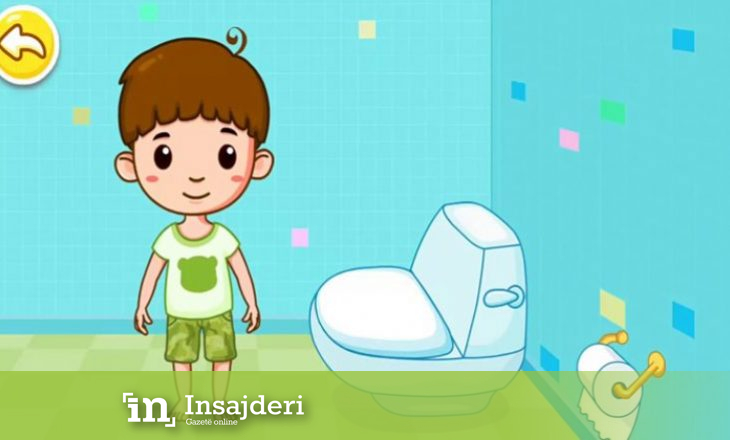 Si të mësojmë fëmijën të mos përdorë më pelenat