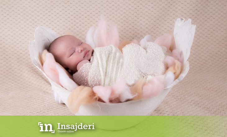 Në Lituani lindë një bebe e dehur