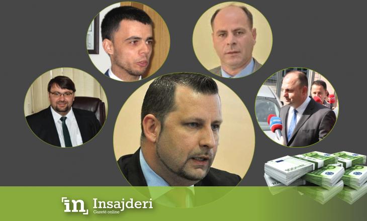 Mijëra euro për udhëtime, dreka e mëditje- shpenzimet e ministrit Jevtiq dhe zëvendësve të tij