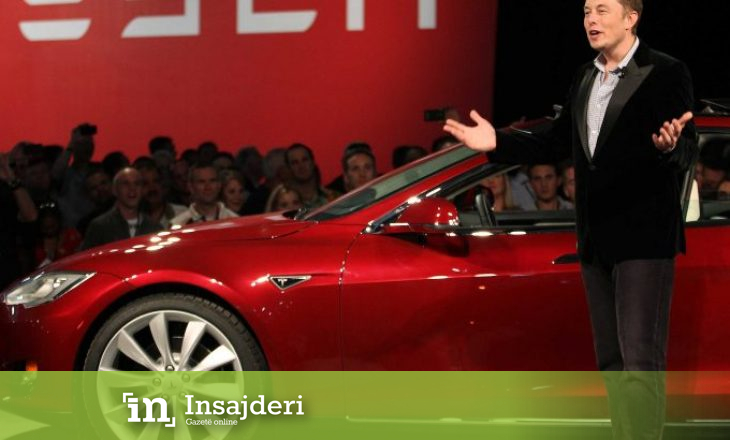 Tesla do të hedhë në qarkullim taksi robotë vitin e ardhshëm