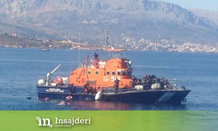 Forcat Detare Shqiptare i shpëtojnë 50 emigrantë