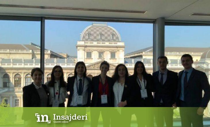 Studentët kosovarë arrijnë suksese në Vjenë