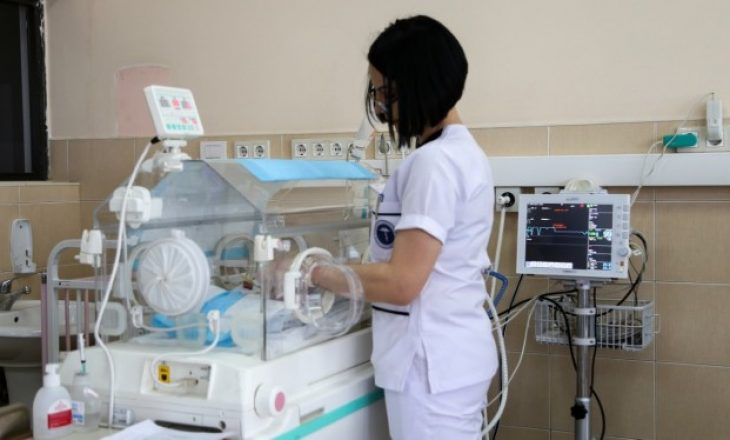 Në QKUK shpëtohet jeta e foshnjës 1 muajsh