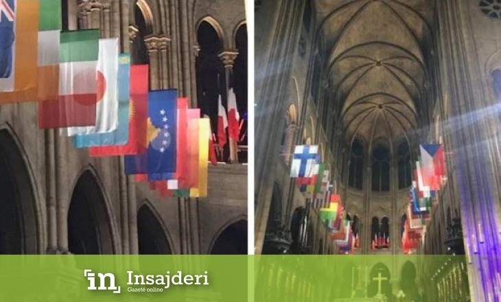 Franca i quan skandaloze raportimet e mediave serbe rreth zjarrit në Notre Dame