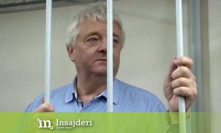 Në Rusi dënohet një norvegjez për spiunazh
