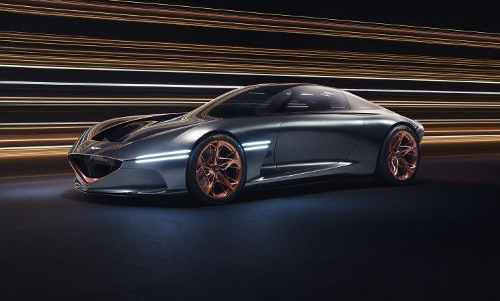 Genesis Essentia elektrik arrin në vitin 2021