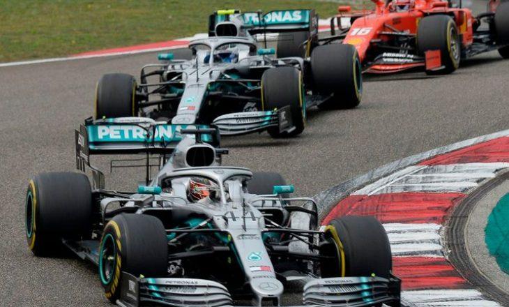 Hamilton i pandalshëm, Leclerc zhgënjen