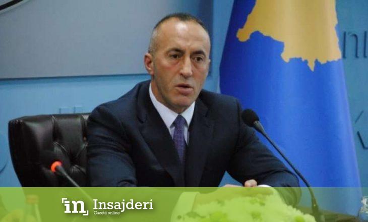 Haradinaj: Duke e kujtuar Enver Zymberin, sot nderojmë çdo polic të Kosovës