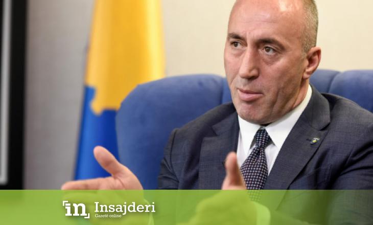 Haradinaj sot pret në takim një delegacion nga Britania e Madhe