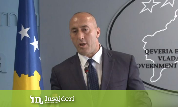 Haradinaj: Edhe ne mund t'i ndalim e t'i mbajmë me orë zyrtarët serbë në kufi
