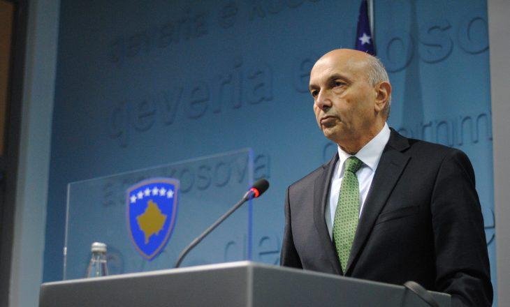 Isa Mustafa fajëson mediet për rrahjen e LDK-së në Prishtinë