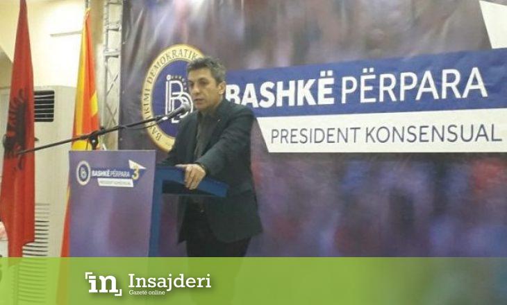 Zyrtari i BDI-së: Kur Ali Ahmeti luftonte, Blerim Reka dëgjonte muzikë serbe