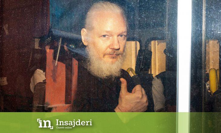 Mblidhen fonde për mbrojtjen ligjore të Julian Assange