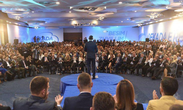 Ky është kandidati për kryetar të PDK-së në Gjakovë
