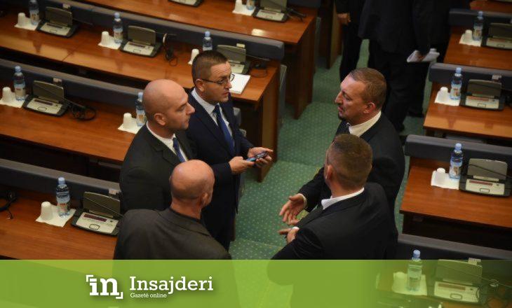 Vetëvendosje paralajmëron votë kundër certifikimit të Listës Serbe