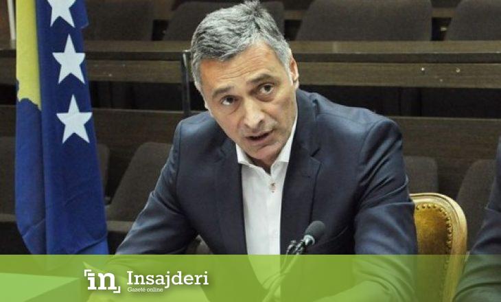 Lumezi: Do të fillojmë me hetime për të vërtetuar se vaksinat nga Serbia u futën ilegalisht