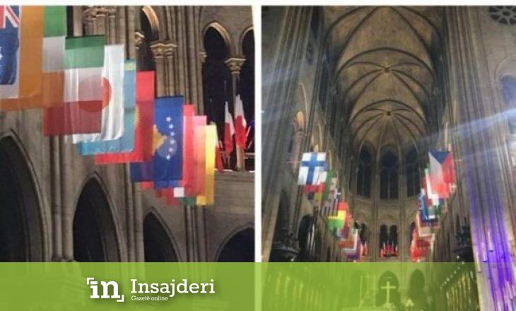 Ambasadori francez i quan skandaloze raportimet e mediave serbe rreth zjarrit në Notre Dame