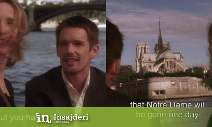 """""""Kjo katedrale nuk do të jetë një ditë"""" – filmi që parashikoi ngjarjen e Notre Dame"""