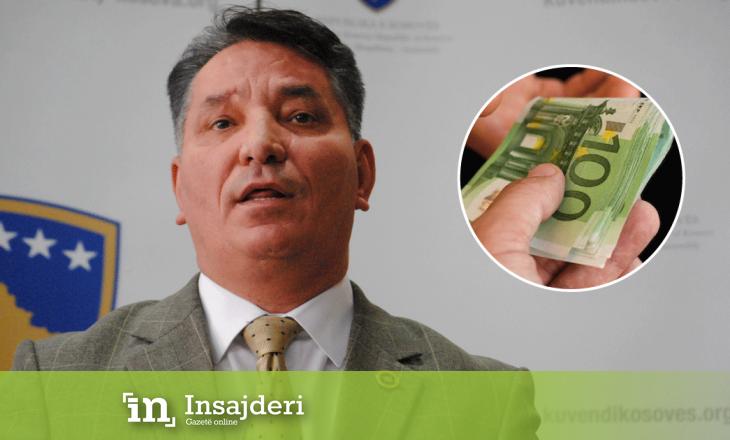 Lekaj me zëvendësministra shpenzojnë mbi 90 mijë euro për paga e shpenzime operative