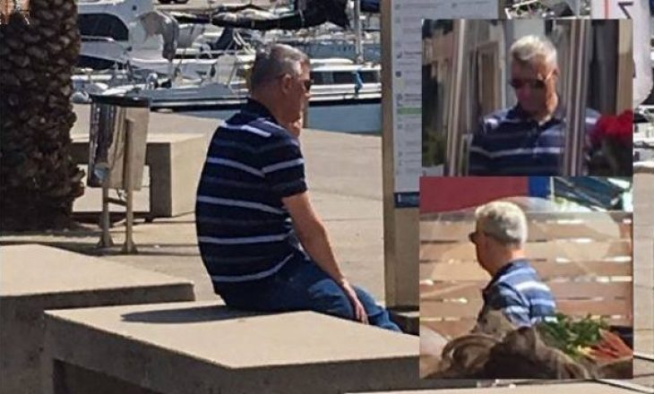 """Paparacët serbë e ndjekin Hashim Thaçin, """"zbulojnë"""" në cilin qytet evropian ndodhet"""
