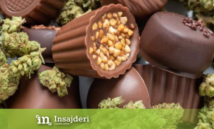 Të konsumosh ëmbëlsira me kanabis është më e dëmshme se sa ta tymosësh atë