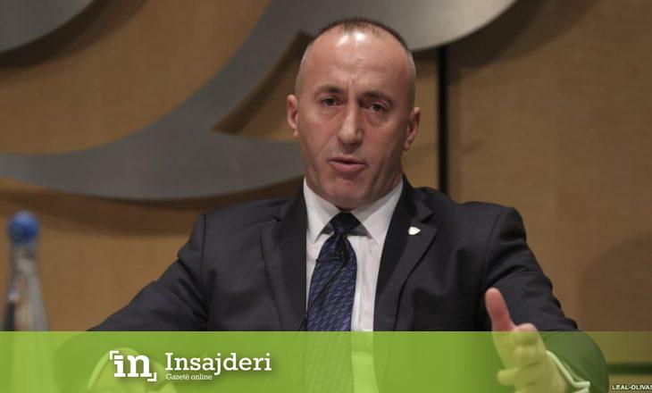 Haradinaj përkrahë Poroshenkon në raundin e dytë të zgjedhjeve presidenciale