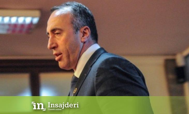 Haradinaj flet për notat e tij në shkollën fillore – tregon konkurrencën për nxënësin më të mirë