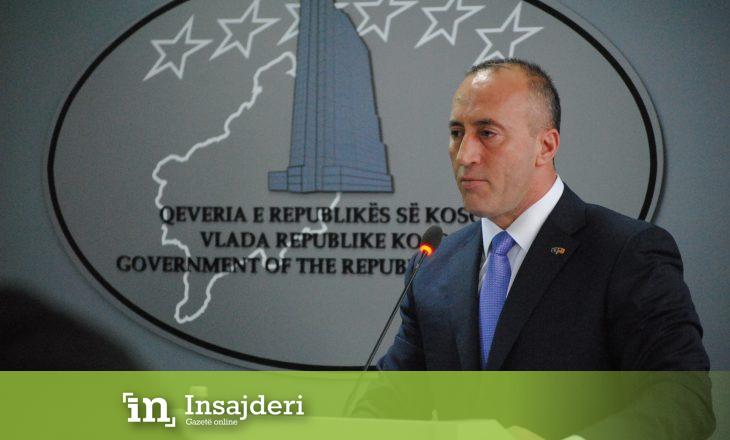 Haradinaj tregon arsyen pse Kosova nuk mori pjesë në Samitin e Çekisë