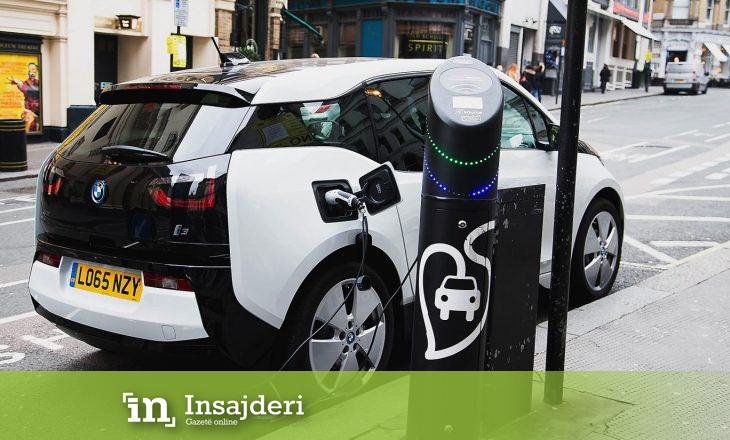 Automjetet elektrike po aq ndotëse sa ato diesel