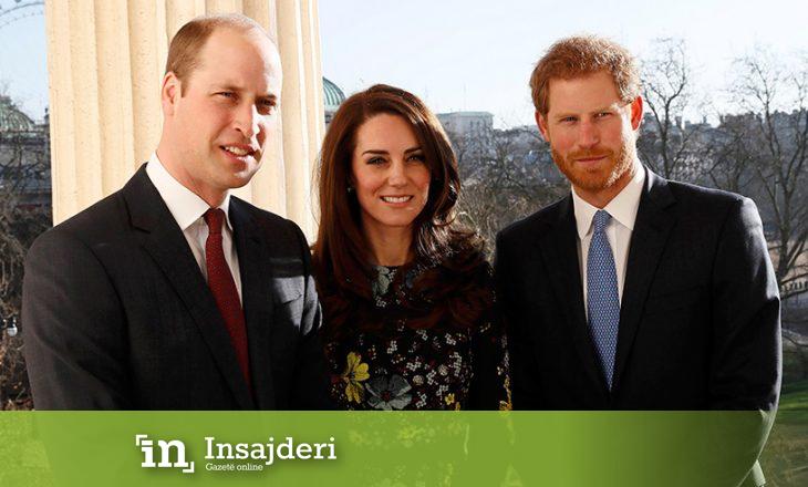 Princi William dhe Harry mezi flasin mes vete- Kate kërkon paqe