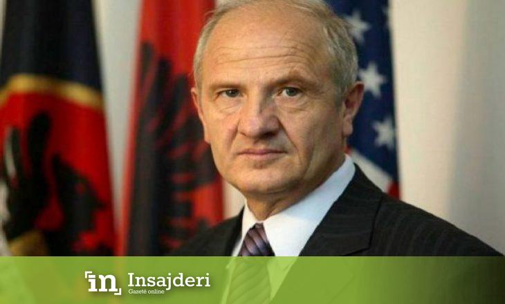 Fatmir Sejdiu paralajmëron kandidaturën për kryetar të LDK-së