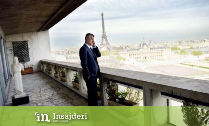 Presidenti i vendit me kulturë të shkatërruar ndjenë dhembshuri për Notre Dame të Parisit