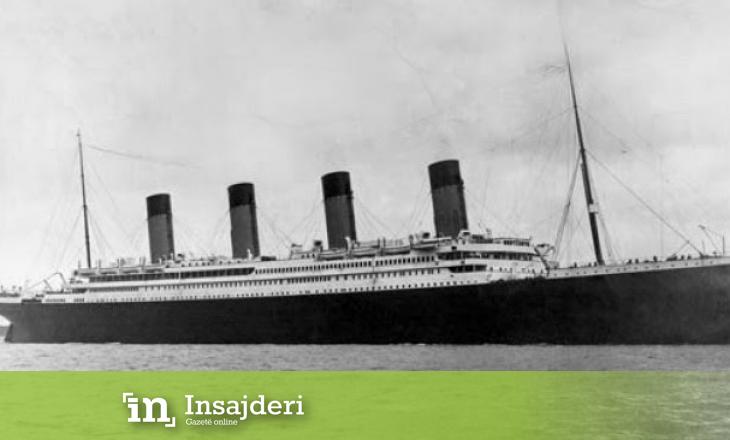 Historia e Titanikut nuk është e vërtetë