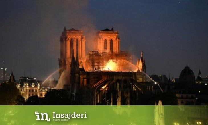 Liderët e BE-së: Evropa do të kontribuojë në rindërtimin e Notre Dame